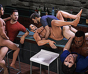 Gay interactive sex games